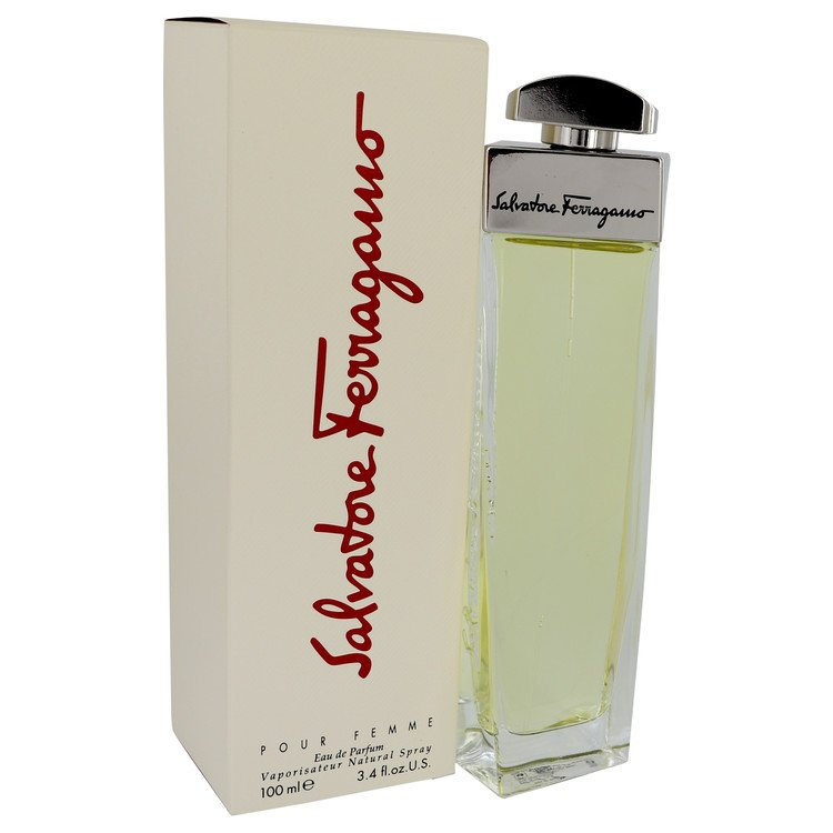 SALVATORE FERRAGAMO by Salvatore Ferragamo Eau De Parfum Spray 3.4 oz for Women-Fragrances for Women-American Fragrance SHOP®