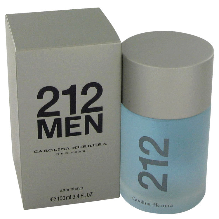 212 by Carolina Herrera After Shave 3.4 oz for Men-Fragrances for Men-American Fragrance SHOP®