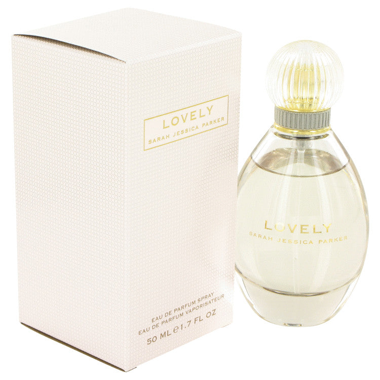 Lovely by Sarah Jessica Parker Eau De Parfum Spray oz for Women-Fragrances for Women-American Fragrance SHOP®