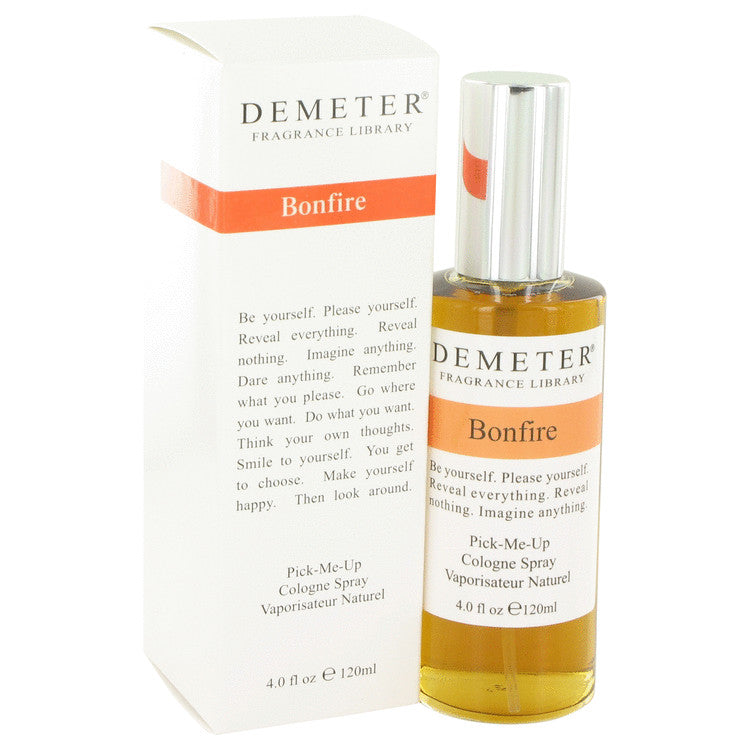 Demeter Bonfire by Demeter Cologne Spray 4 oz for Women-Fragrances for Women-American Fragrance SHOP®