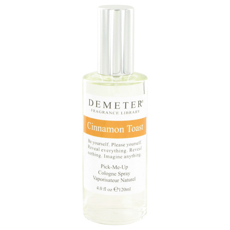 Demeter Cinnamon Toast by Demeter Cologne Spray 4 oz for Women-Fragrances for Women-American Fragrance SHOP®