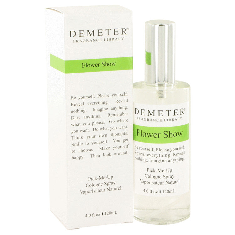 Demeter Flower Show by Demeter Cologne Spray 4 oz for Women-Fragrances for Women-American Fragrance SHOP®