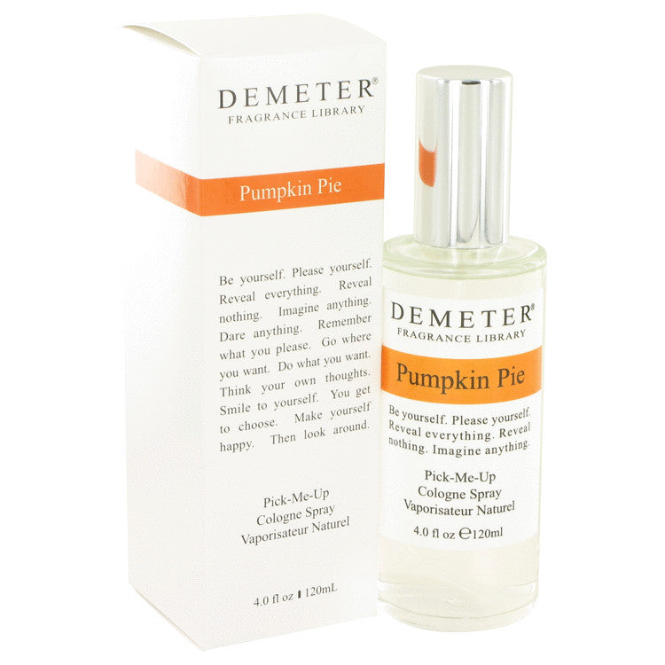 Demeter Pumpkin Pie by Demeter Cologne Spray 4 oz for Women-Fragrances for Women-American Fragrance SHOP®
