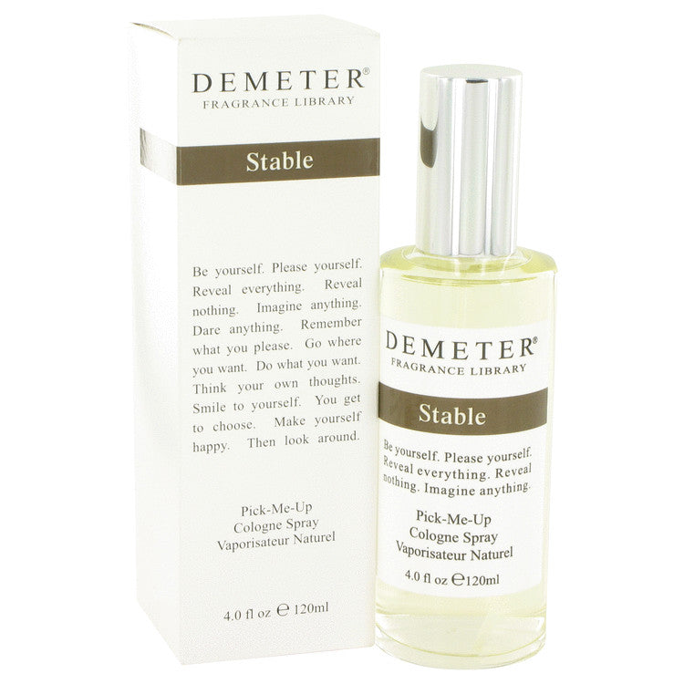 Demeter Stable by Demeter Cologne Spray 4 oz for Women-Fragrances for Women-American Fragrance SHOP®