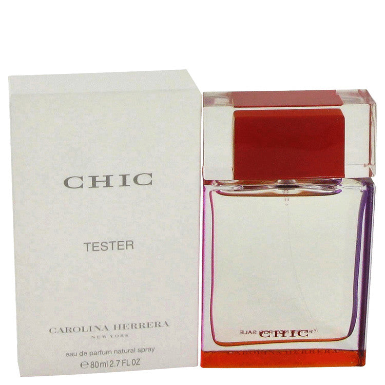 Chic by Carolina Herrera Eau De Parfum Spray for Women-Fragrances for Women-American Fragrance SHOP®