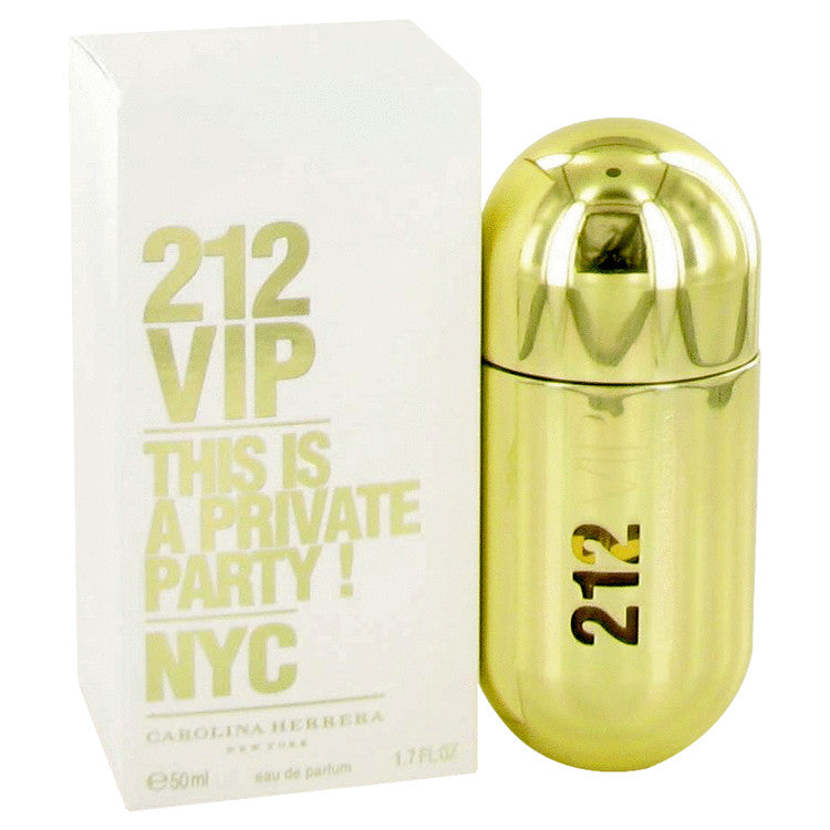 212 Vip by Carolina Herrera Eau De Parfum Spray 1.7 oz for Women-Beauty & Fragrance-American Fragrance SHOP®