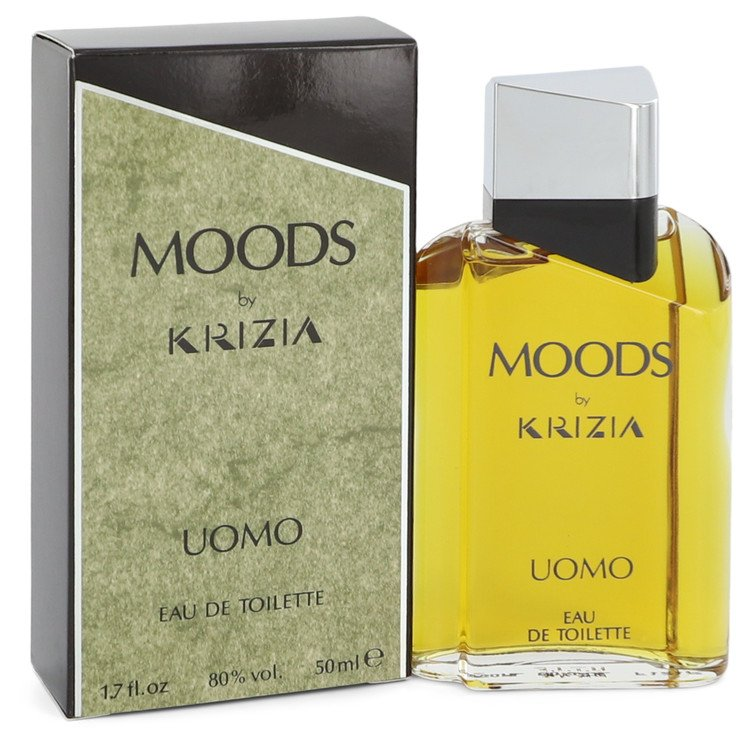 Moods by Krizia Eau De Toilette 1.7 oz for Men-Fragrances for Men-American Fragrance SHOP®