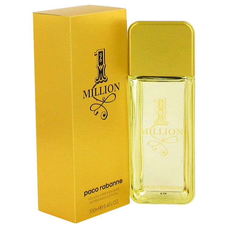 1 Million by Paco Rabanne After Shave 3.4 oz for Men-Beauty & Fragrance-American Fragrance SHOP®