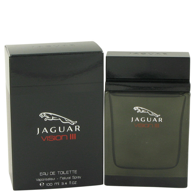 Jaguar Vision III by Jaguar Eau De Toilette Spray 3.4 oz for Men