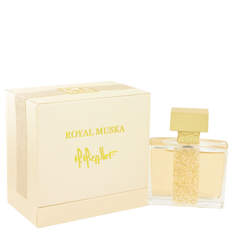 Royal Muska by M. Micallef Eau De Parfum Spray (unisex) 3.3 oz for Women-Fragrances for Women-American Fragrance SHOP®