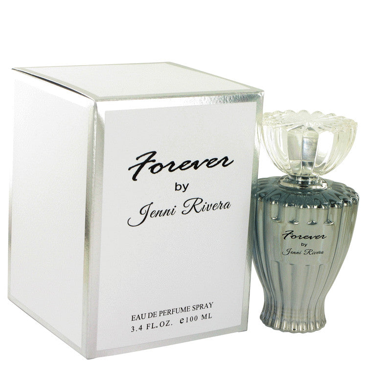 Jenni Rivera Forever by Jenni Rivera Eau De Parfum Spray 3.4 oz for Women-Fragrances for Women-American Fragrance SHOP®