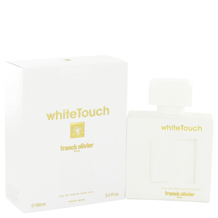 White Touch by Franck Olivier Eau De Parfum Spray 3.3 oz for Women-Fragrances for Women-American Fragrance SHOP®