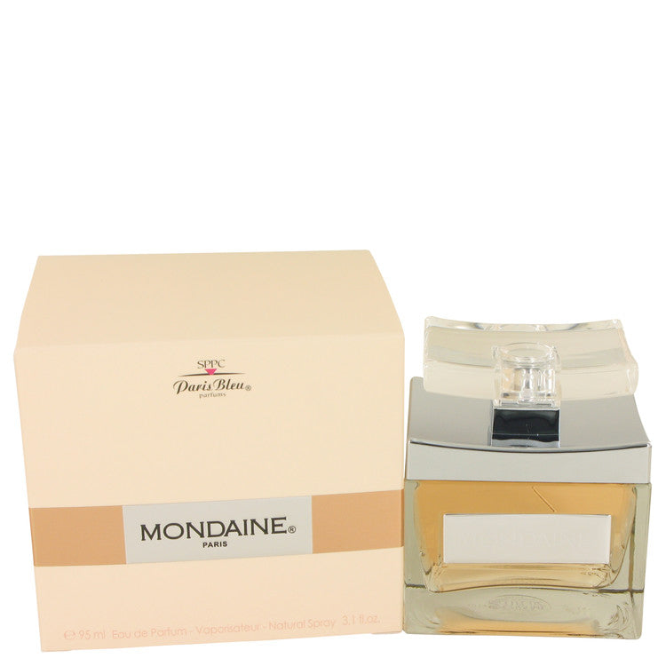 Mondaine by Paris Bleu Eau De Parfum Spray 3.1 oz for Women-Fragrances for Women-American Fragrance SHOP®