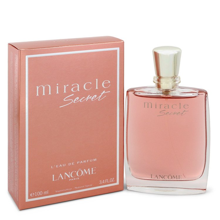 Miracle Secret by Lancome Eau De Parfum Spray 3.4 oz for Women-Fragrances for Women-American Fragrance SHOP®