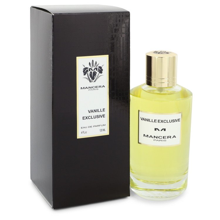 Mancera Vanille Exclusive by Mancera Eau De Parfum Spray (Unisex) 4 oz for Women-Fragrances for Women-American Fragrance SHOP®