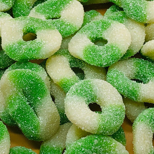 Sour Watermelon Rings
