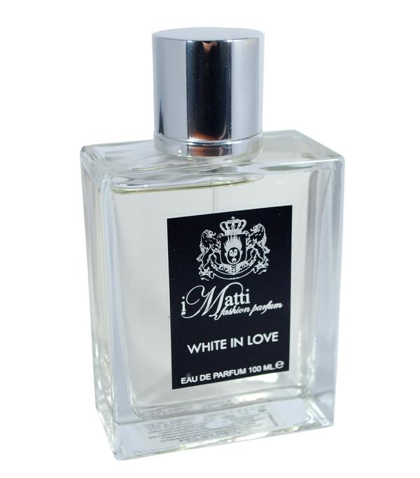 iMatti-White in Love Eau de Parfum