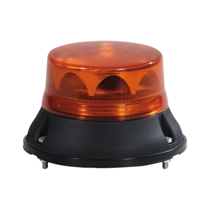FLASHING BEACON AMBER LED HOMOLOGATED