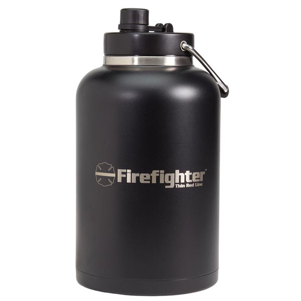 RTIC Firefighter Stainless Steel One Gallon Jug