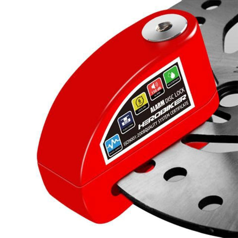 Lock Disc Brake Anti-theft Lock Alarm