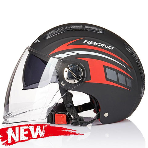 Light competitive helmet