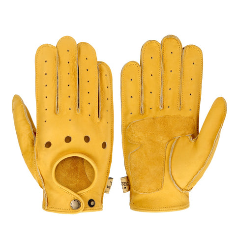Goatskin Leather Summer Gloves