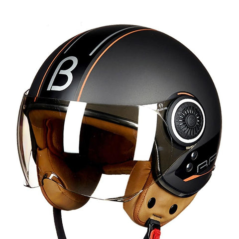 Chopper 3/4 Open Face Vintage Helmet