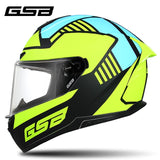 GSB racing Full Face Helmet