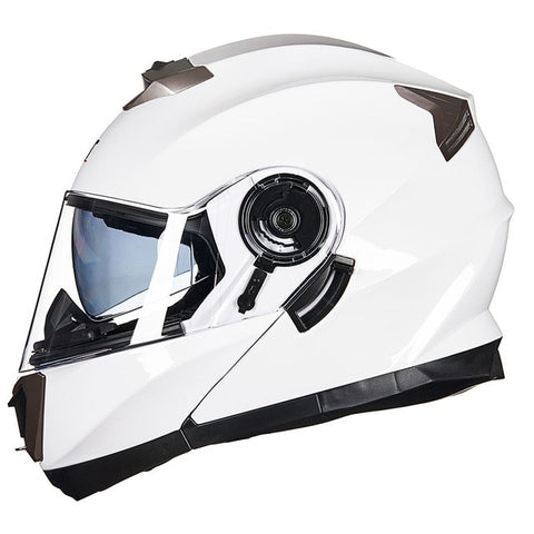 GXT Flip Up Full Face Doublel Lens Motorcycle Helmet