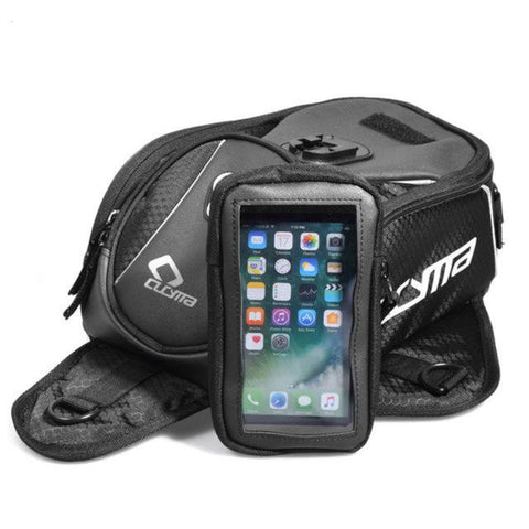 Tank Bag With Phone Navigation