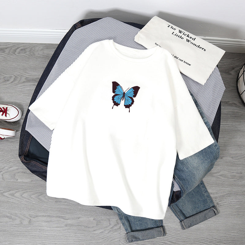 Tricou Beauty  butterfly