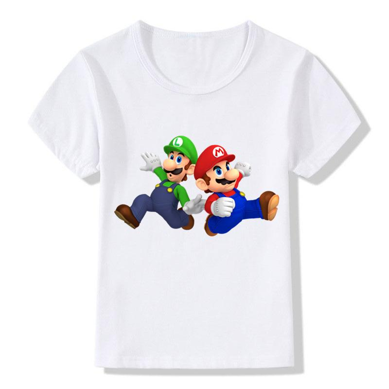 Tricou Copii Super Mario