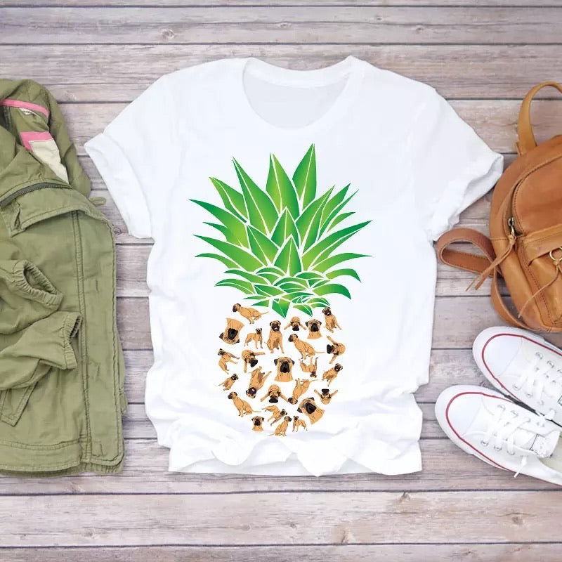 Tricou Pineapple Dogs