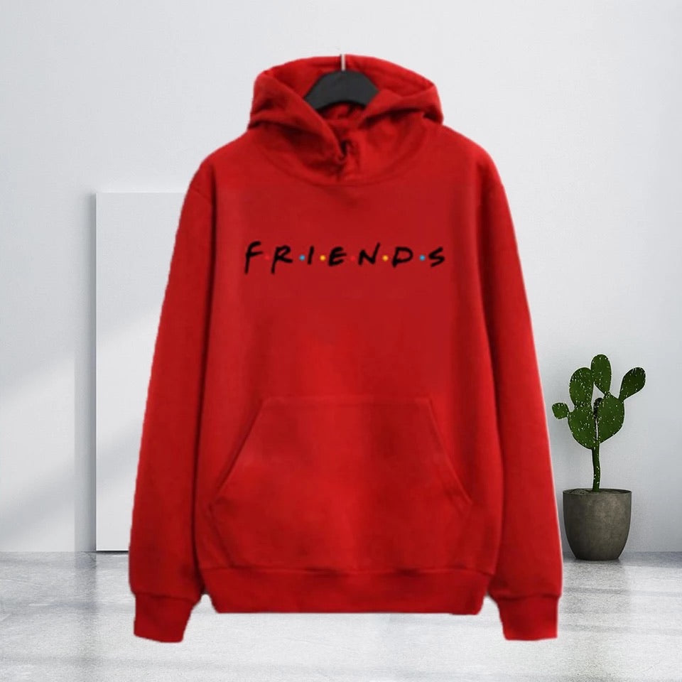 Hanorac Friends  (Red)