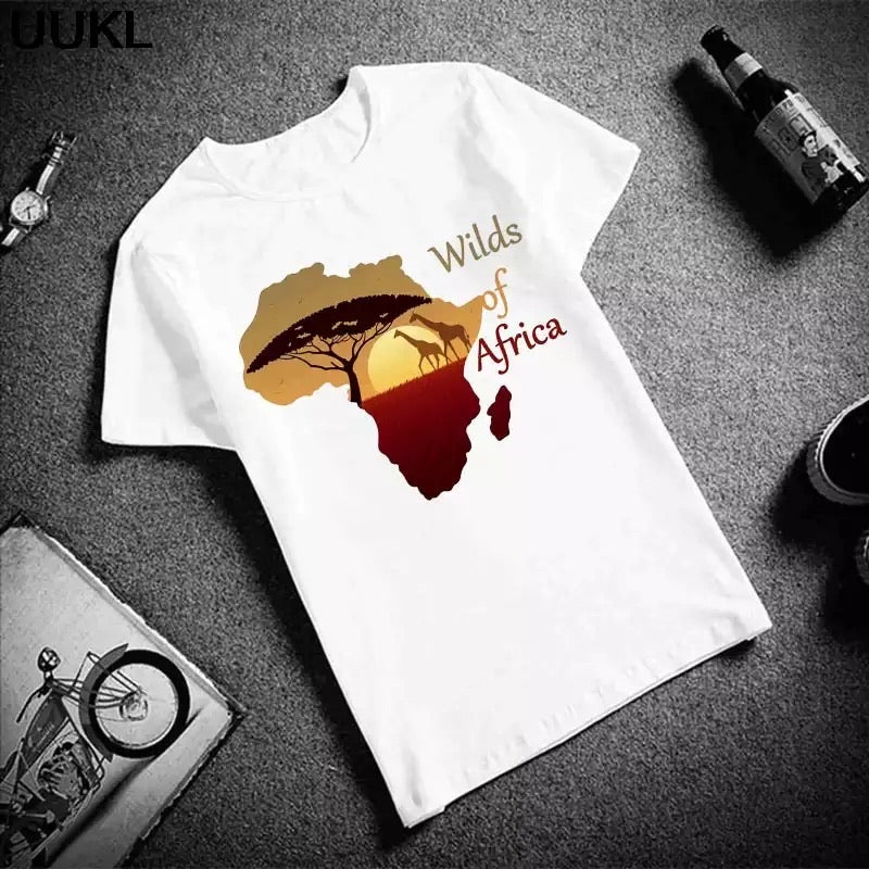 Tricou Wilds Of Africa