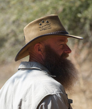 Bruce Lawson 110-PBL - Rogue Outdoor wear hats. Selke Leathercraft Mpumalanga, South africa