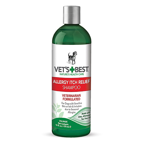 Vets Best - Hypo-Allergenic Itch Relief Shampoo 470ml
