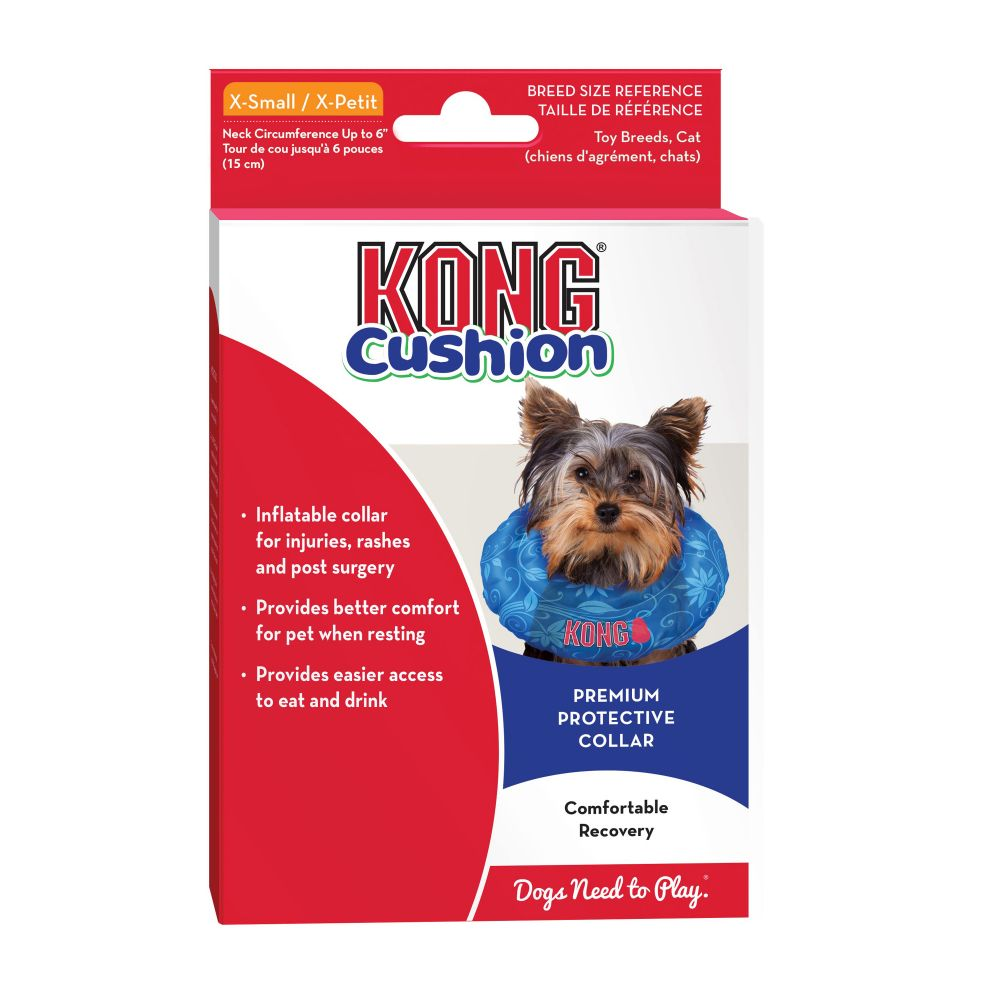 KONG Cushion Recovery Collar (various sizes)