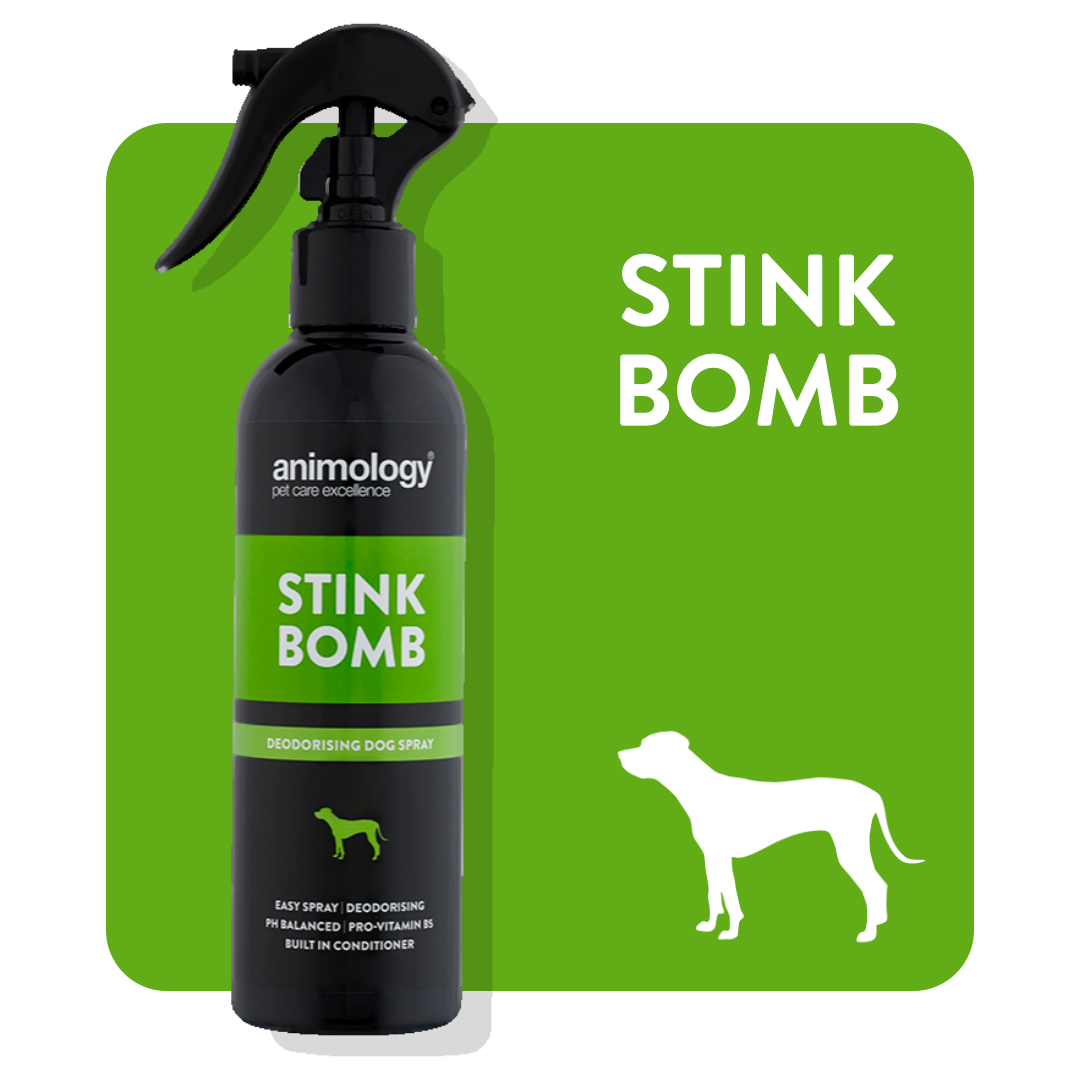 Animology Stink Bomb Refreshing Spray 250ml