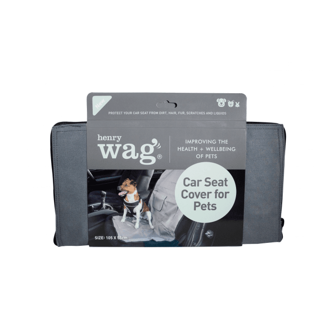 Henry Wag Pet Single Car Seat Cover