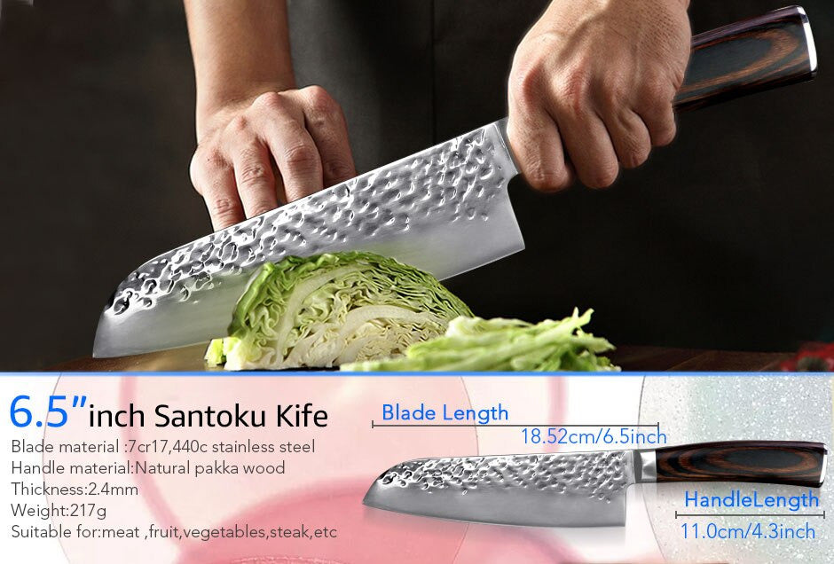 Chef Knives Stainless Steel