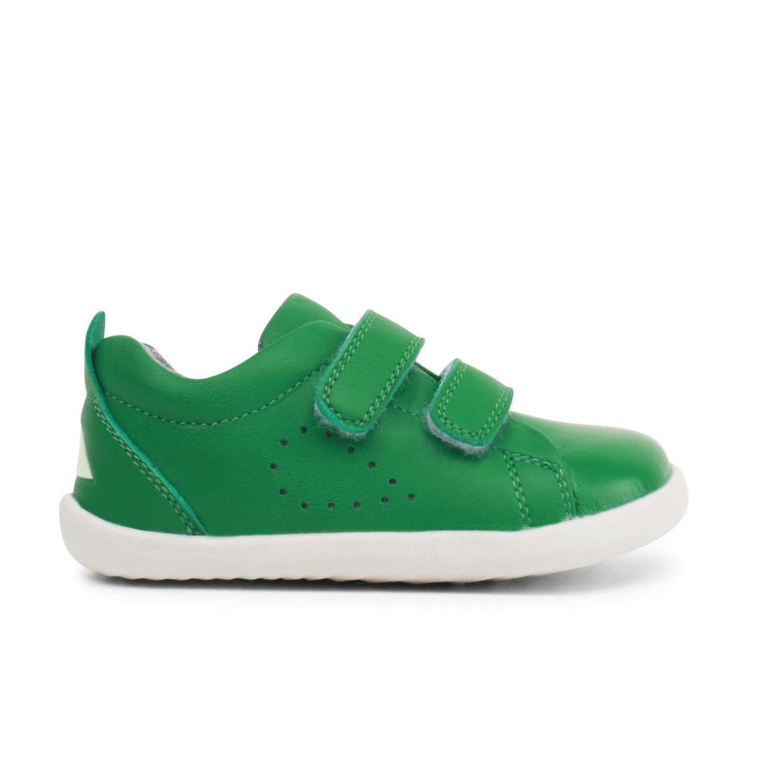 Bobux Step Up Grass Court Emerald  - Primi Passi Super flessibile
