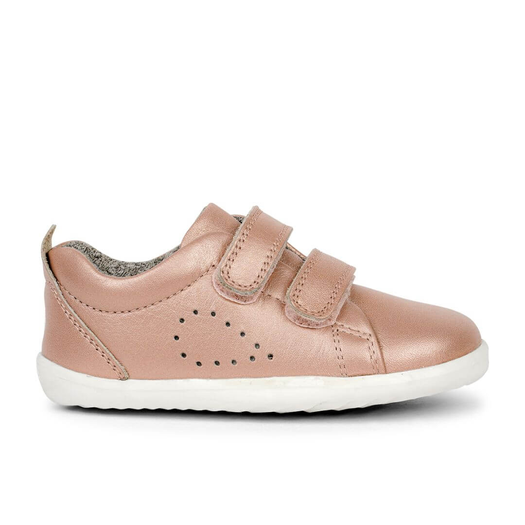 Scarpe Bobux Primi Passi Step-Up Rose Gold - Suola Super Flessibile!