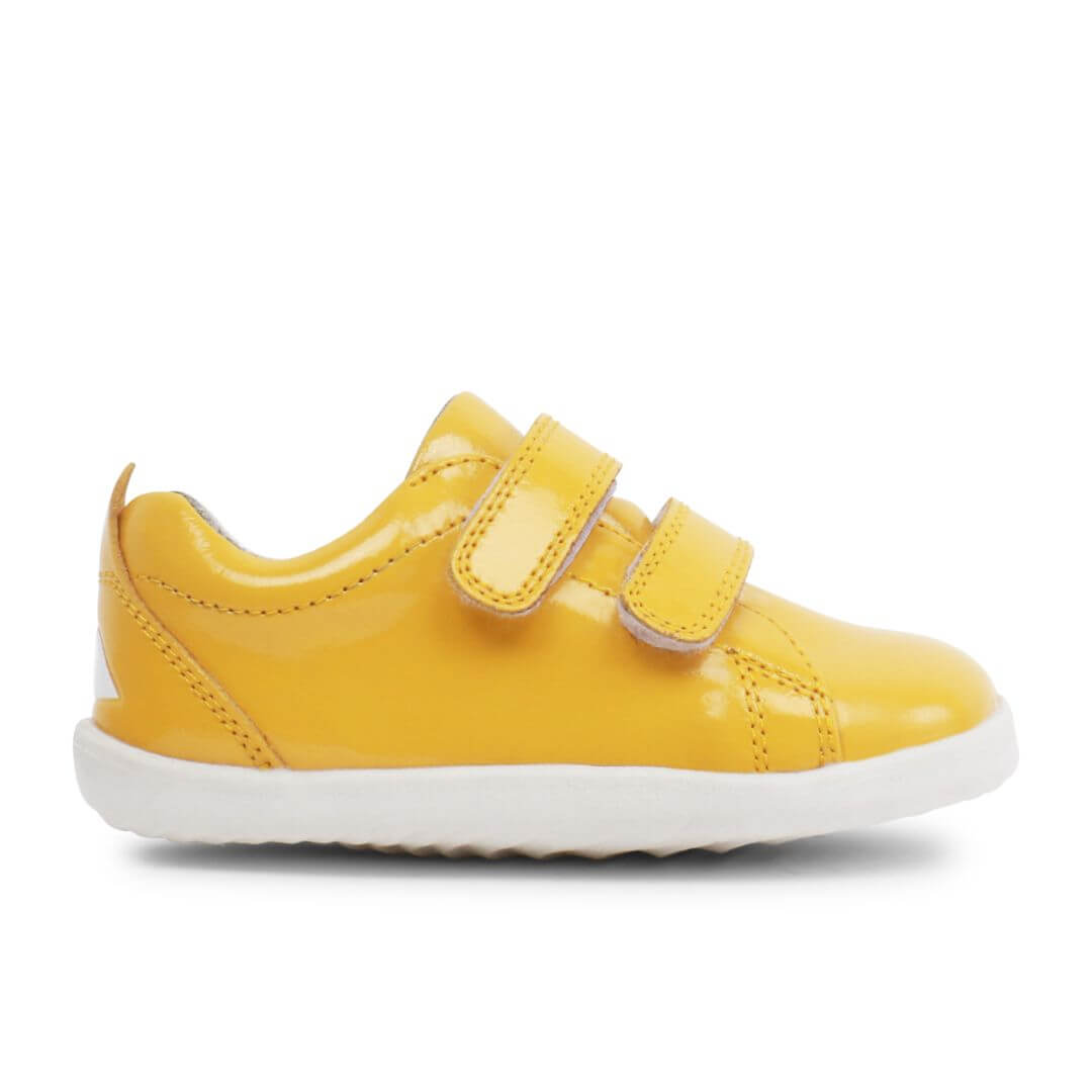 Scarpe Bobux Primi Passi Grass Court - Giallo - Suola Super Flessibile - Waterproof