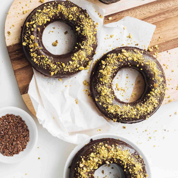 Baked Chocolate Donut