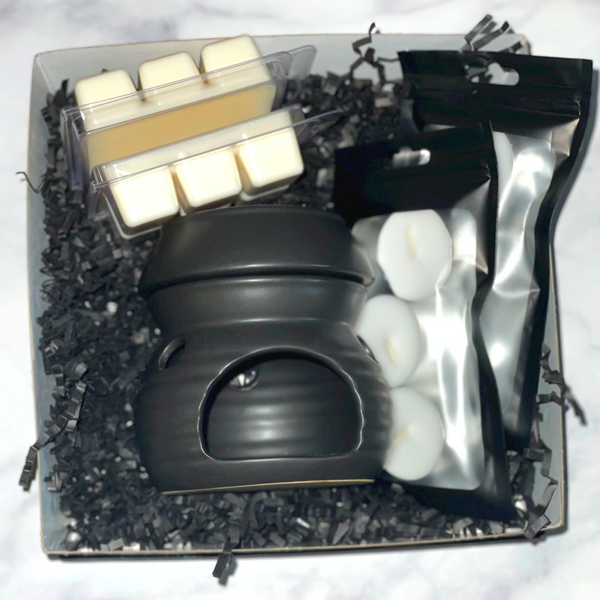 Wax Warmer Gift Set