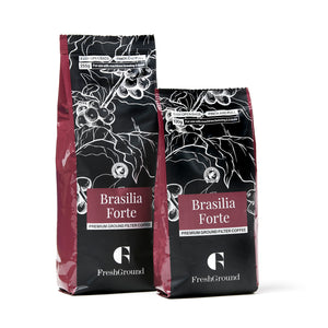 Brasilia Forte Premium Filter Coffee