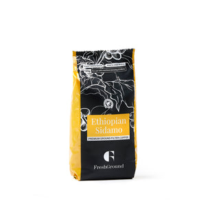 Ethiopian Sidamo Premium Filter Coffee