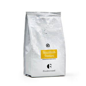 Brazilian Santos Premium Whole Bean Coffee