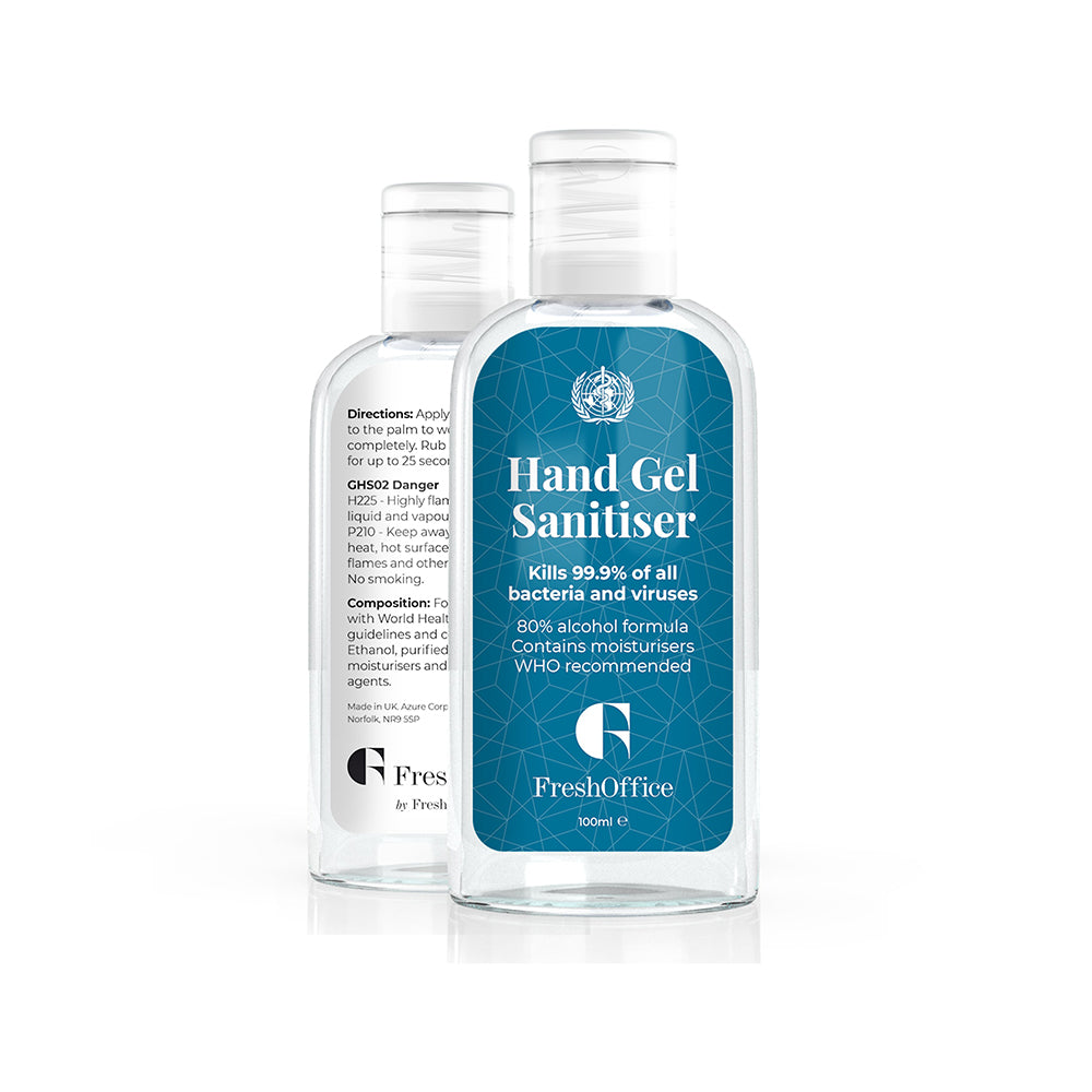 Hand Sanitiser Gel (24x100ml)